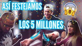 Download NOS TATUAMOS ESTO POR USTEDES (ESPECIAL 5 MILLONES) JUKILOP Video