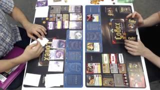 Download Codex: Card-Time Strategy - Mono-Purple vs. Blood/Feral/Necromancy: Game 3 Video