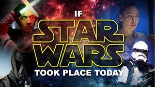 Download If Star Wars Took Place Today! Video