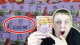 Download I Spent $100 On Lottery And THIS HAPPENED! WE FINALLY WON! Video