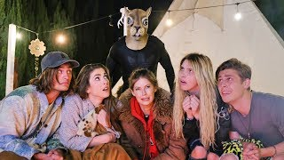 Download Best Campfire Story Ever | Lele Pons & Hannah Stocking Video
