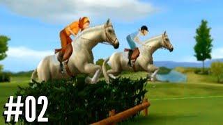 Download Racen tegen onze concurrent!   My Horse & Me 2 #02 Video