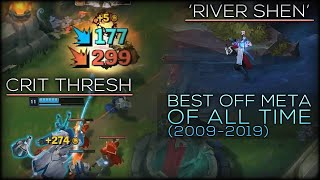 Download The BEST 'Off Meta' Champions Of All Time In League of Legends History Video