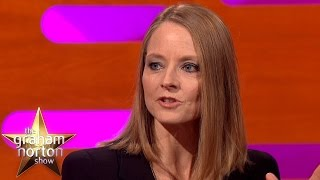 Download Jodie Foster Has Never Spoken To Anthony Hopkins - The Graham Norton Show Video