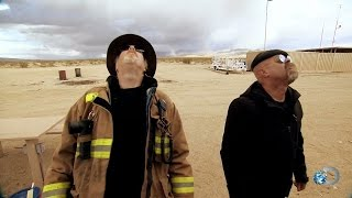 Download Can Gummy Bears Be Used as Rocket Fuel? | MythBusters Video
