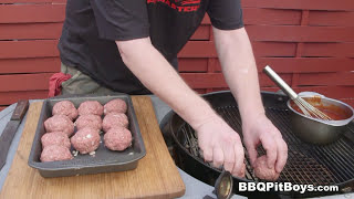 Download BBQ Meatballs Sub recipe by the BBQ Pit Boys Video