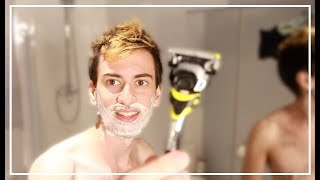 Download SHAVING IT ALL OFF Video