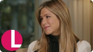 Download Extended: Jennifer Aniston Talks Friends Reunion, Office Christmas Party & Justin Theroux | Lorraine Video