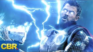 Download Why Thor's Stormbreaker Axe Uses Blue Fire And Not Lightning Video