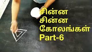 Download Freehand rangoli for Dasara.VEDHA'S corner Video