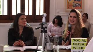 Download Mesa redonda de Social Media Week México Video