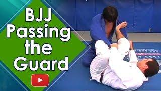 Download Brazilian Jiu-Jitsu: Passing the Guard - Master Marcus Vinicius Di Lucia Video