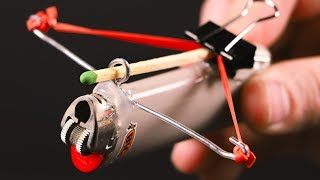 Download COOL CUSTOM FIRE CROSSBOW EXPERIMENT Video