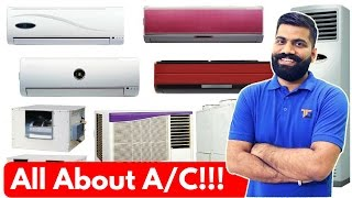 Download All About A/C - Inverter AC Vs Non Inverter AC? What is Ton? Star Rating? Window AC Vs Split AC? Video