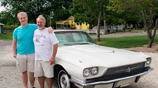 Download 18yr Old Buys Dad His Dream Car: 1966 Thunderbird Video