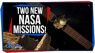 Download Two New NASA Missions! Video