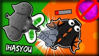 Download RIP DRAGONS - MOPE.IO FUNNY ELEPHANT TROLLING NEW HD SKIN!! Video