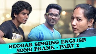 Download Beggar Singing English Song Prank - Part 2 | Indian Cabbie Video