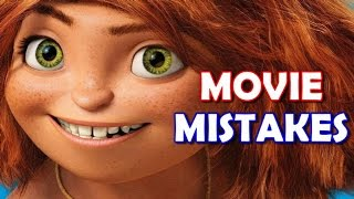 Download Top 13 THE CROODS MOVIE MISTAKES, , Facts, Scenes, Bloopers, Spoilers and Fails Video