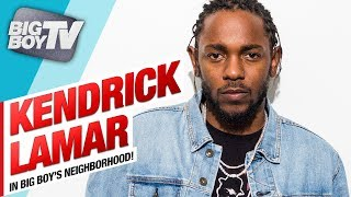 Download Kendrick Lamar on Damn., His Sister's Car & Being The G.O.A.T. | BigBoyTV Video
