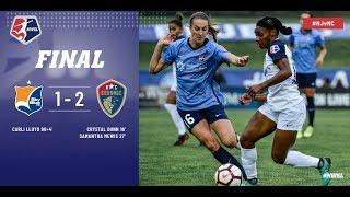 Download Highlights: Sky Blue FC vs. North Carolina Courage | May 19, 2018 Video