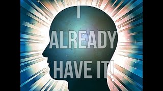 Download Stop saying ″I Want″, and start saying ″I Have!″ (Law of Attraction) Video