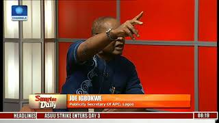 Download The #ResumeOrResign Protest Is Against The Law - Joe Igbokwe | Sunrise Daily | Video