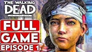 Download THE WALKING DEAD Season 4 EPISODE 1 Gameplay Walkthrough Part 1 FULL GAME - No Commentary Video
