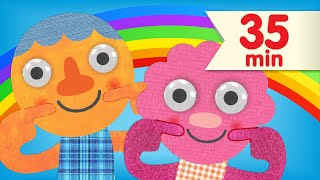 Download If You're Happy | + More Favorite Children's Songs Video