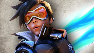 Download Who Is Tracer? Tracer Lore & Backstory | Overwatch Teleporter | Overwatch Lore | Lorewatch Video