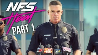 Download NEED FOR SPEED HEAT Gameplay Walkthrough Part 1 - INTRO Video