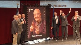 Download Robert Panara First-Day-of-Issue Stamp Dedication Ceremony at RIT/NTID Video