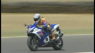 Download Suzuki GSX-R 1000: Das Superbike im Motorvision-Test Video