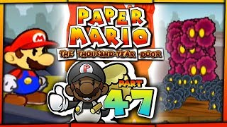 Download Paper Mario The Thousand Year Door w/ @PKSparkxx! - Part 47 | ″IT'S LIVE MOLD!″ (VS Smorg) Video