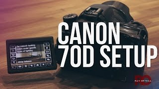 Download Canon 70D Settings for High Quality DSLR Video Video