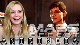 Download MASS EFFECT: ANDROMEDA NEW GAMEPLAY TRAILER REACTION & DISCUSSION Video