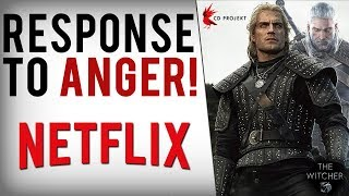 Download Netflix's The Witcher Showrunner Responds To Anger Over Ignoring CD Projekt RED's Witcher Games.... Video