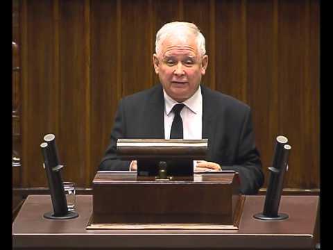 Jarosław Kaczyński o uchodźcach