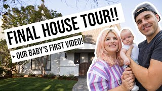Download Final House Tour & Our Baby's First Video! | OMG We Bought A House Video