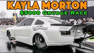 Download Kayla Morton's New Mustang in $5,000 Grudge Race Video