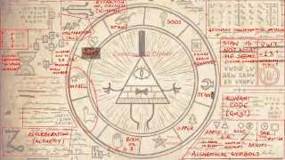 Download Gravity Falls - Bill's Wheel COMPLETELY Decoded! Video