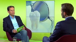 Download What to do to keep your teeth? | In Good Shape - Interview Video