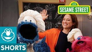 Download Sesame Street: Making Zachos with Ellie Kemper   Cookie Monster's Foodie Truck Video