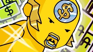 Download SUMMONING A MONEY GOD!!! | Scribblenauts Unlimited #8 Video