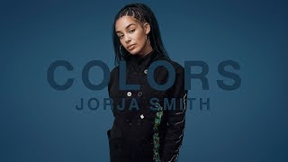 Download Jorja Smith - Blue Lights | A COLORS SHOW Video