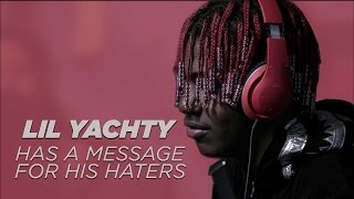 Download Lil Yachty On Why He's Hated On + Clears Up Notorious B.I.G. Comments Video