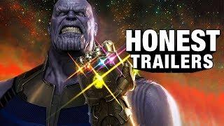 Download Honest Trailers - Avengers: Infinity War Video