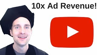 Download Secrets to Multiply YouTube Ad Revenue by 10! Video