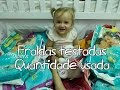 Download Fraldas G l Quantidade usada e marcas testadas l Tathi Fulber Video