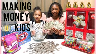 Download HOW TO MAKE MONEY 💰 AS A KID (VENDING MACHINE BUSINESS) Video